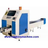 China 3Lane DH-IV Log Saw Cutting Machine For Toilet Roll / Kitchen Towel Rolls , Paper Core on sale