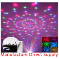 6 full colors Led crystal magic ball  with bluetooth Party Disco DJ Ball Stage Light