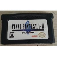 Quality Final Fantasy I & II - Dawn of Souls GBA Game Game Boy Advance Game Free Shipping for sale