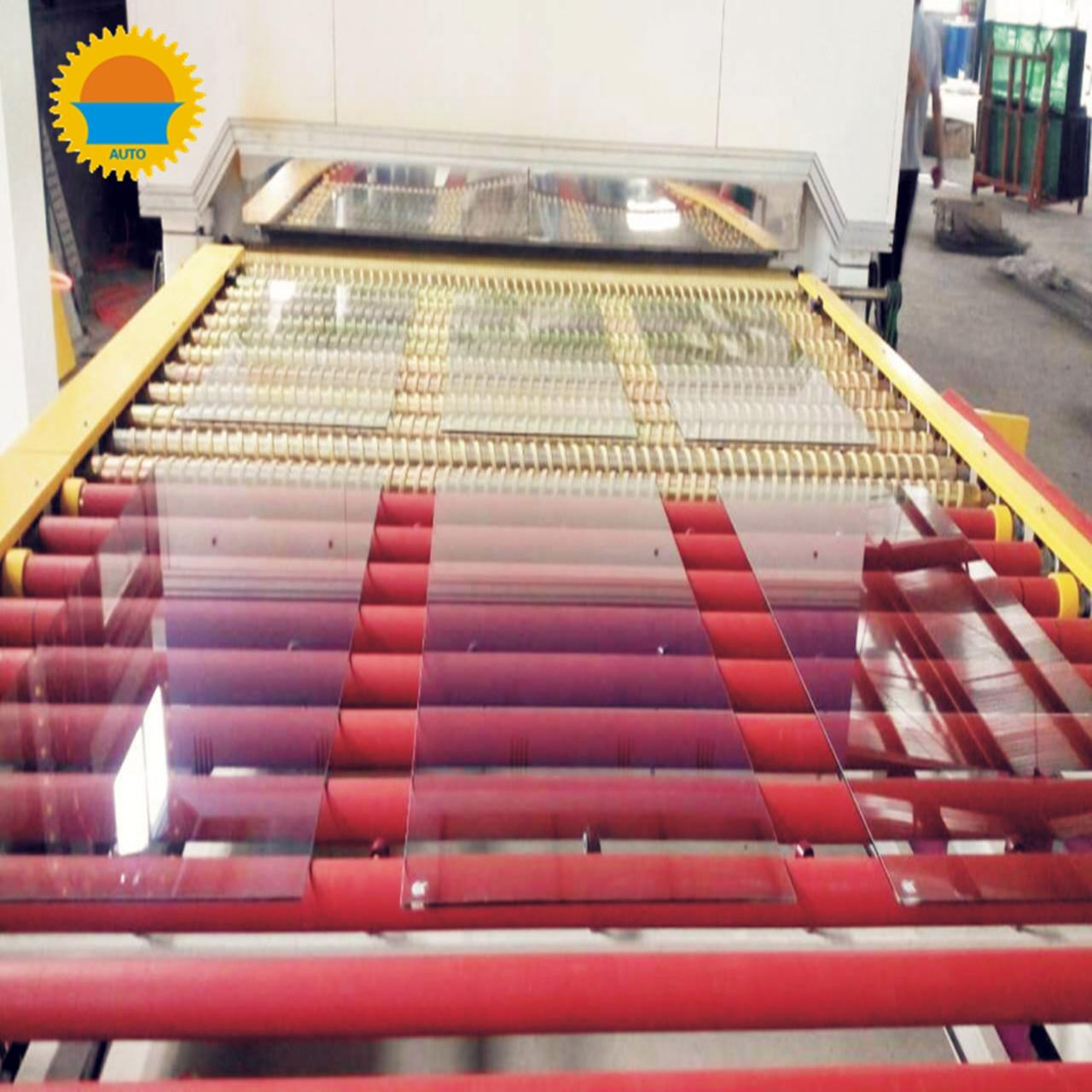 Quality Horizontal Glass Tempering Furnace Toughen Oven For Building Flat Glass for sale