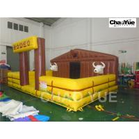 Best Mechanical Bull with Inflatable Mat (CYSP-603) wholesale