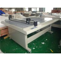 Quality Automatic Cloth Sample Cutting Machine Special Cutting Knife And Plotting Pen for sale