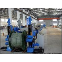 Quality Power Cable Extruder Machine for sale