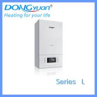 Best instant wall hung gas boiler for room heating and shower hot water from Dongyuan gas appliances company