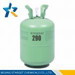 Quality R290 Environmentally Friendly Refrigerant Temperature Sensing Medium Replacement R22 for sale