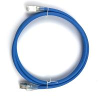 Quality High Speed Cat8 SSTP Multistrand Network Jump Cable 28AWG Copper Conductor for sale