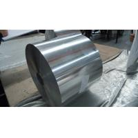 Quality Core 3003 + 1.5% Zn  Clad 4045+1% Aluminum Foil Roll Thickness 0.08mm for welding Heat Exchangers for sale