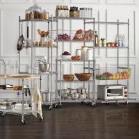 """Quality 12""""D Commercial Wire Shelving NSF Grade Kitchen Metal Storage Wire Rack Units for sale"""