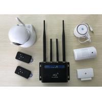 LTE GSM 4G Alarm System DIY 32 Sensors 4 Wireless Sirens 6 Wifi Camera for sale
