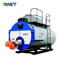 Quality Quick loading 10t/h Gas Oil Boiler for Paper industry , high efficiency gas steam boiler for sale