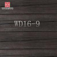 Buy cheap Low price synthetic wood decking from China WD16-9 from wholesalers