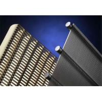 Quality Architectural Wedge Wires Screens,Vee Wire Grilles,Gratings,Stainless Profile Screens for sale