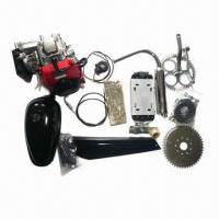 Quality Gas Engine/Conversion Kit, Suitable for Bicycles, with 2L Capacity for sale