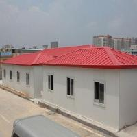 Best Prefab Modular Houses, Light Steel Structure and EPS Sandwich Panel, Quick Construction, Low Cost  wholesale
