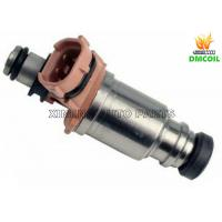 China Toyota Carina Celica Auto Fuel Injector Environmental For Engine Running Smoothly on sale