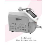 Quality 808nm 1064nm 755nm Diode Laser Hair Removal Painless With 8.4 Inch Touch Display for sale