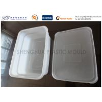 Quality Disposable Plastic Food Container Injection Mold Maker for sale