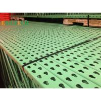 Quality Q235 Steel  Teardrop Racking System  Warehouse Heavy Duty CE & ISO Certified for sale