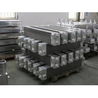 Quality oil heat exchanger with aluminum bar plate construction for industry application for sale