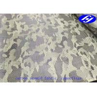 Quality high tenslie strength Camuflage pattern Carbon Fiber Kevlar Hybrid fabric for sale