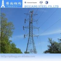 Best Galvanized Transmission Line Tower wholesale