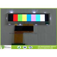 Quality 3.8 Inch 480 * 76 TFT LCD Display RGB 24 Bit Wash / Coffee Machine Bar Type Panel for sale