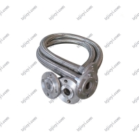 High temperature and high pressure stainless steel 304 metal braided hose