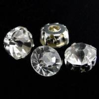 Clothes/Handbag/Shoe Accessories/DMC Hot Fix Rhinestones, Made of Crystal High Lead Glass