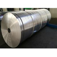 Quality Silver Hot Rolling Aluminium Strips For Heat Sink , Width 12mm - 1250mm for sale