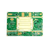 Quality Rogers Electronic High Frequency HF PCB / Custom Multilayer PCB Circuit Board 2 Layer for sale