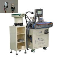 China Multi Core Cable Stripping And Core Wire Twisting Usb Soldering Machine Constant Temperature Control Mode on sale