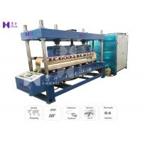 Quality 3T High Frequency Plastic Welding Machine Four Column Structure 0.6Mpa Air Pressure for sale