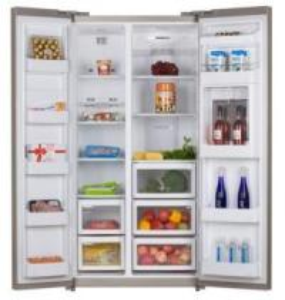 Quality Side by Side Refrigerator (KRF-608W) for sale