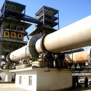 Quality 300TPD 6000TPD Cement Rotary Kiln For Cement Production Line for sale