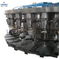 Quality Automatic Oil Packing Machine For Olive Bottle 15000 Bph Filling Speed for sale