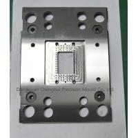 Electronic telecommunication connector injection mould base with S45C , S55C Material