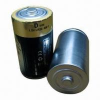 Quality LR20 D 1.5V Environment-friendly Battery Pack for sale