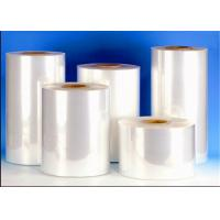 Quality High Transparency  Gloss POF Shrink Film 19mic Stable And Baxanced Shrinkage for sale