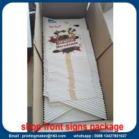 Store Wall Banner Signs