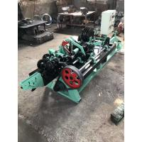 Quality Straight and Reverse Twisted Barbed Wire Machine with High Speed From XM for sale