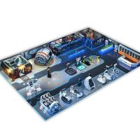 Quality Multiplayer VR Theme Park , Virtual Reality Amusement Park OEM ODM Welcomed for sale