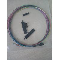 Best 12 core ribbon  fiber Optic Buffer Tube Fan-Out Kit 1m with 0.9mm buffer wholesale