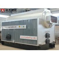 China Industrial Coal Fired Hot Water Boiler Large Capacity Automatic Operation on sale