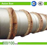 Buy cheap ASTM standard overhead bare conductor , ACSR cable , ACSR conductor from wholesalers