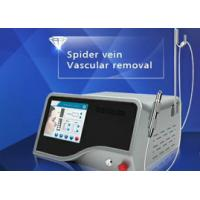 Best 10W Portable Spider Vein Removal Touch Screen 980nm Diode Laser Equipment 1-5Hz wholesale