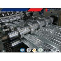 Steel Galvanized Cold Roll Forming Machine Floor Decking Roll Forming Line