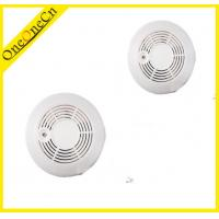 China Residential Stand Alone Gas Detector Wireless Smoke And Co Detectors on sale