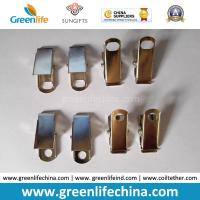 Quality Cheap Factory Supply Smooth Bulldog Metal Clip Fashion Badge Accessories for sale