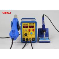 China Temperature Control Digital Soldering Station YIHUA 899D+ 2 IN 1 Mobile Phone Repair Tool on sale