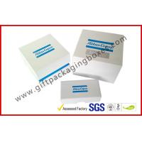 Coated Paper Board Gift Box For Packing, Fashion Printed Rigid Gift Boxes With Sponge Tray